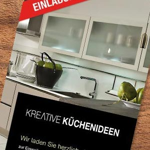 Kreative Küchenideen - Corporate Design