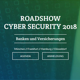 Roadshow Cyber Security 2018